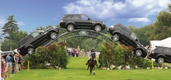 Land Rover Burghley Horse Trials 2015