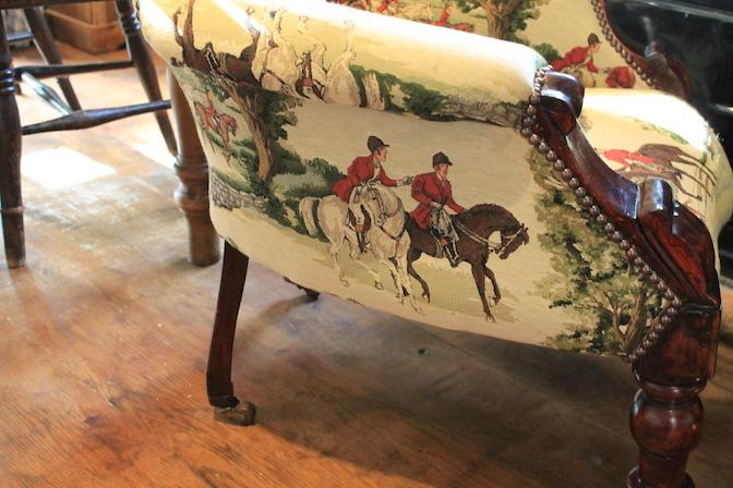 Hunting Gentlemanu0027s Chair ...